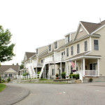 Autumn Ridge Buildings - Street View