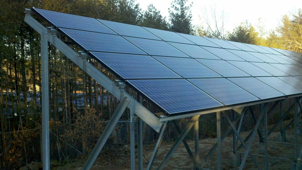 Phoenix Park Solar Panels