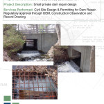 Dam Inspection and Repairs 03135