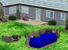 Homeowner Septic System